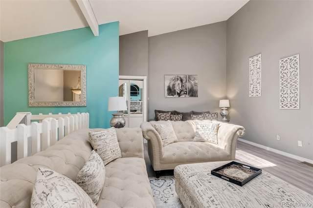 1190 S Newland Street, Lakewood, CO 80232 (#8952103) :: Stephanie Fryncko | Keller Williams Integrity