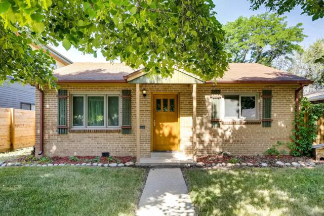1135 Locust Street, Denver, CO 80220 (#8952305) :: Wisdom Real Estate