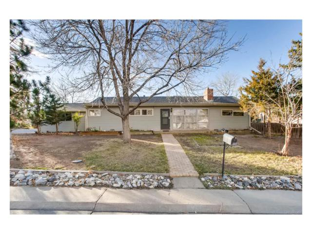 805 Lee Street, Lakewood, CO 80215 (#8952341) :: ParkSide Realty & Management