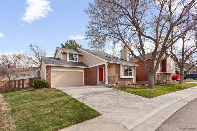 9206 Hickory Circle, Highlands Ranch, CO 80126 (#8952502) :: Re/Max Structure