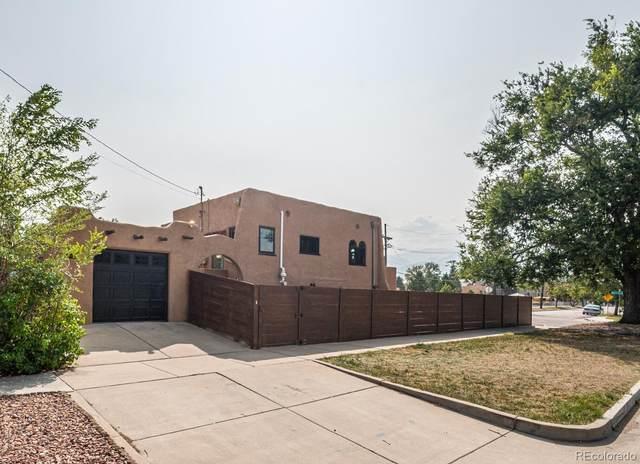 131 N Hancock Avenue, Colorado Springs, CO 80903 (#8952510) :: Peak Properties Group