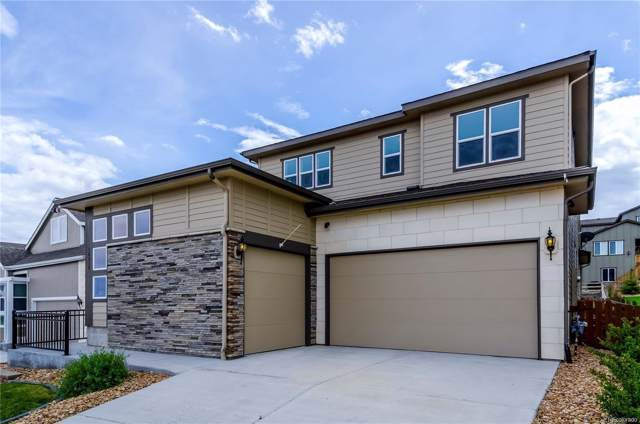 18810 W 93rd Drive, Arvada, CO 80007 (#8952665) :: My Home Team