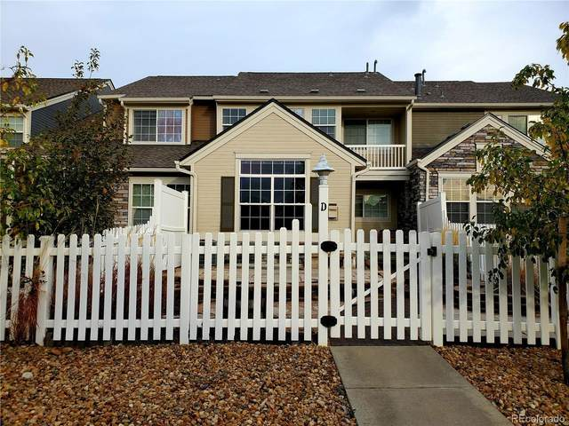 11356 Grove Street D, Westminster, CO 80031 (#8953092) :: The Griffith Home Team