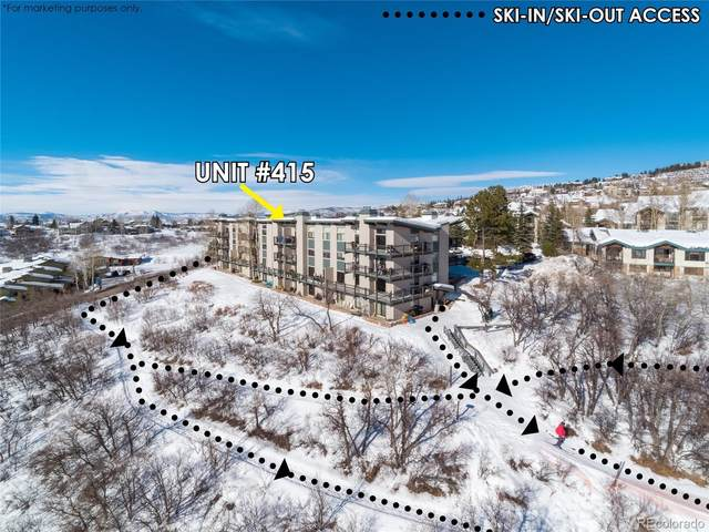 2305 Storm Meadows Drive #415, Steamboat Springs, CO 80487 (#8953653) :: The Healey Group