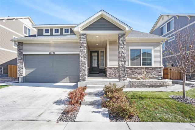 10730 Worchester Way, Commerce City, CO 80022 (#8953806) :: HomePopper
