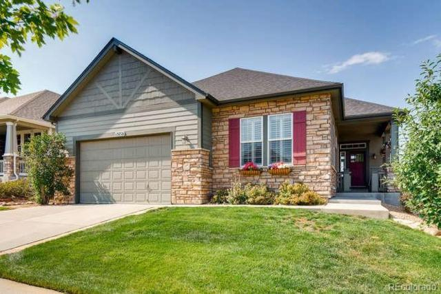13721 W 87th Drive, Arvada, CO 80005 (#8953991) :: The Pete Cook Home Group