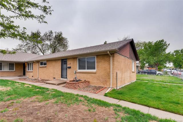 3372 Jasmine Street, Denver, CO 80207 (MLS #8954236) :: 8z Real Estate