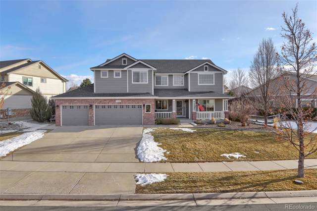 17312 E Weaver Avenue, Aurora, CO 80016 (#8954820) :: The Griffith Home Team