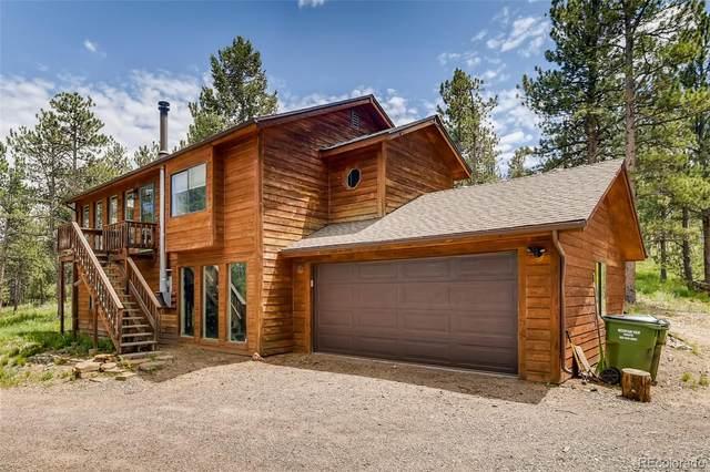 326 Bluebird Lane, Bailey, CO 80421 (#8955150) :: Berkshire Hathaway HomeServices Innovative Real Estate