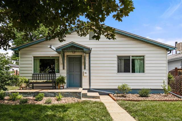 4414 Raleigh Street, Denver, CO 80212 (#8955344) :: The Colorado Foothills Team | Berkshire Hathaway Elevated Living Real Estate