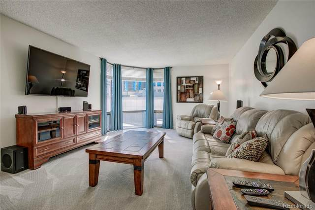 1625 Larimer Street #505, Denver, CO 80202 (MLS #8955514) :: 8z Real Estate