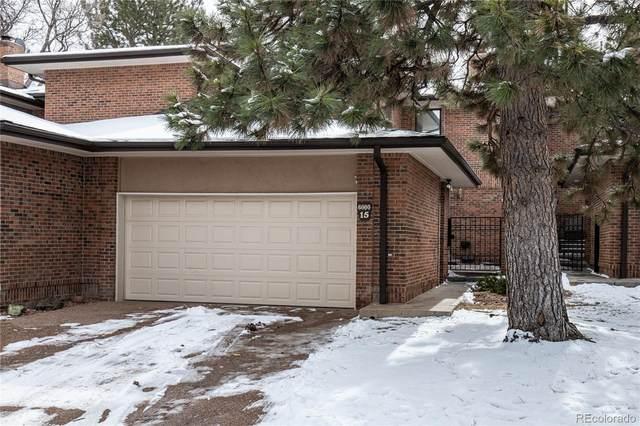 6000 W Mansfield Avenue #15, Denver, CO 80235 (MLS #8955616) :: 8z Real Estate
