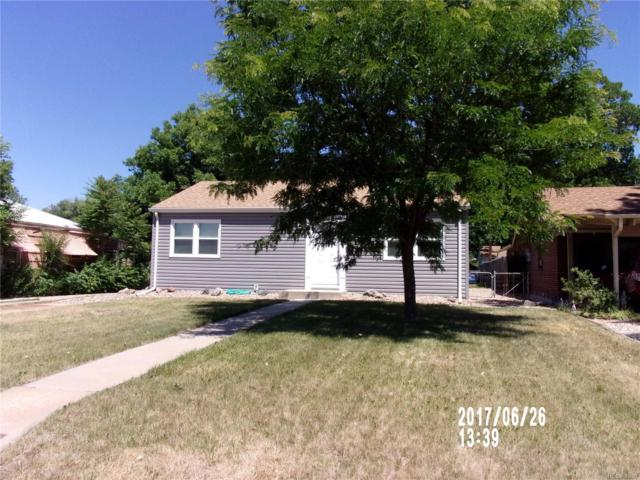 4648 S Lincoln Street, Englewood, CO 80113 (#8955673) :: The City and Mountains Group