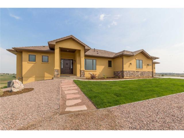 17115 Papago Way, Colorado Springs, CO 80908 (#8955713) :: The Peak Properties Group