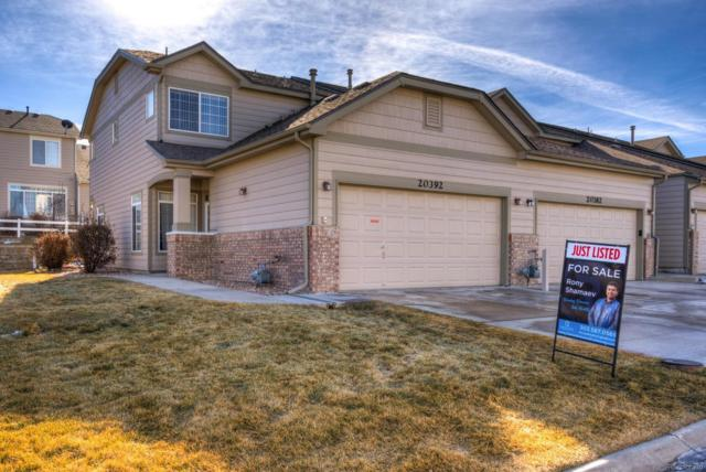 20392 E Quincy Place, Centennial, CO 80015 (#8955818) :: The Tamborra Team