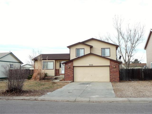 903 Fir Avenue, Fort Lupton, CO 80621 (MLS #8956110) :: 8z Real Estate