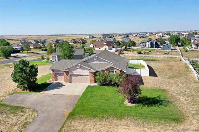 16401 Tree Haven Street, Hudson, CO 80642 (#8956594) :: The Brokerage Group