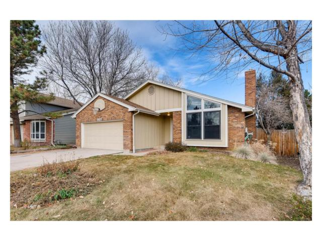 8177 S Trenton Way, Centennial, CO 80112 (#8956684) :: The Dixon Group
