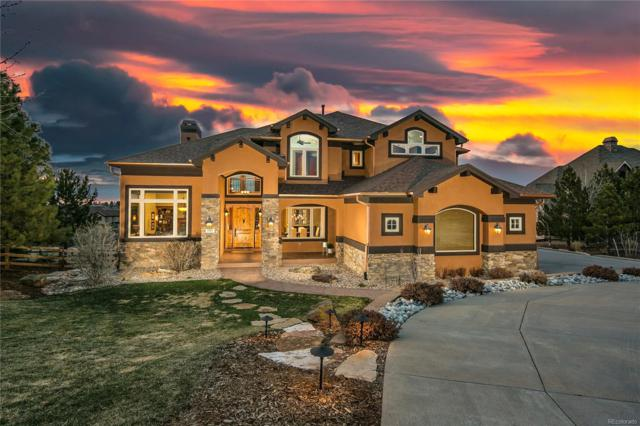9187 Windhaven Drive, Parker, CO 80134 (#8956729) :: Compass Colorado Realty