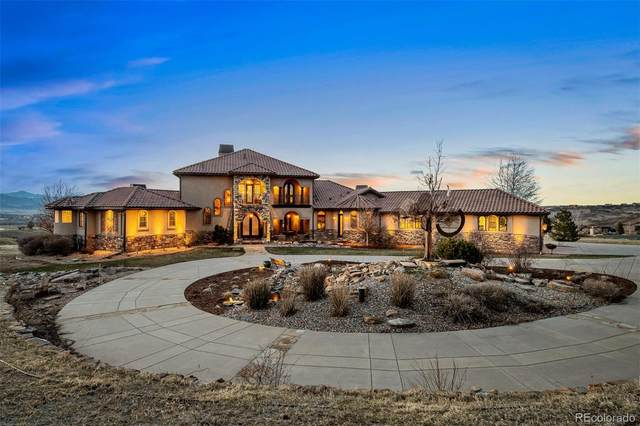 8871 Aspen Leaf Court, Littleton, CO 80125 (MLS #8956754) :: 8z Real Estate