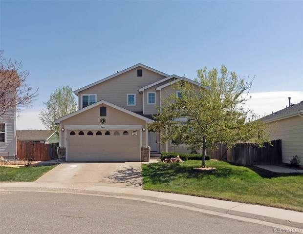 2666 E 109th Court, Northglenn, CO 80233 (#8956885) :: The Griffith Home Team