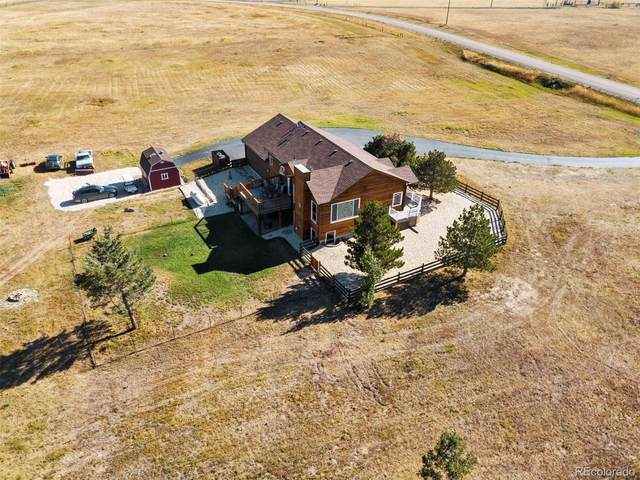 11469 Haskell Creek Road, Larkspur, CO 80118 (MLS #8956967) :: Stephanie Kolesar