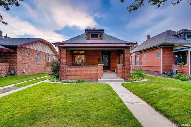 761 S Sherman Street, Denver, CO 80209 (#8957052) :: Berkshire Hathaway HomeServices Innovative Real Estate