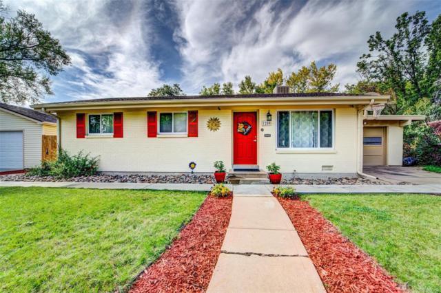 7280 W Calahan Avenue, Lakewood, CO 80232 (#8957600) :: The Peak Properties Group