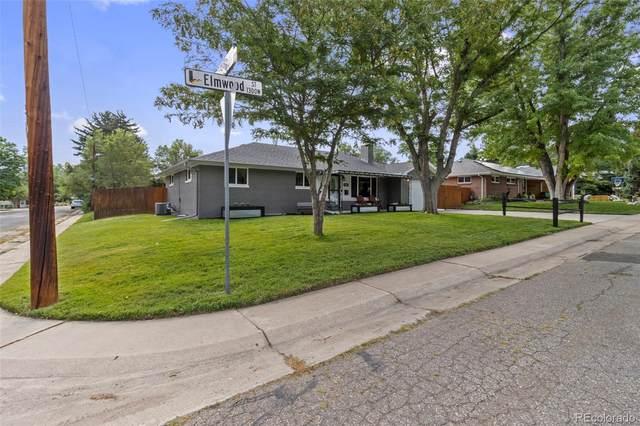 6606 S Elmwood Street, Littleton, CO 80120 (#8957613) :: Hudson Stonegate Team