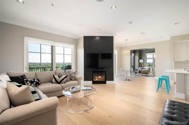 25 N Downing Street 1-902, Denver, CO 80218 (#8957651) :: Wisdom Real Estate