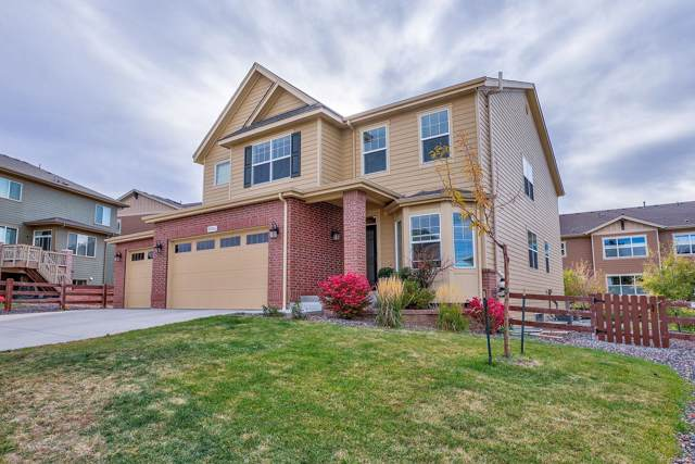 20366 Spruce Point Place, Parker, CO 80134 (#8957884) :: The HomeSmiths Team - Keller Williams