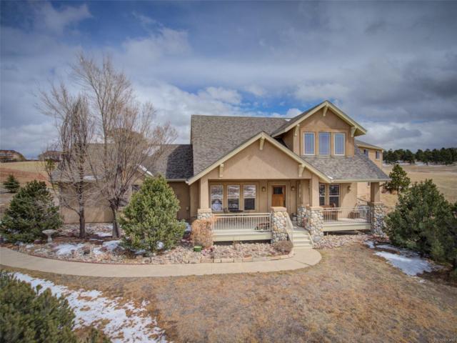 16945 Herring Road, Colorado Springs, CO 80908 (#8957957) :: The Peak Properties Group