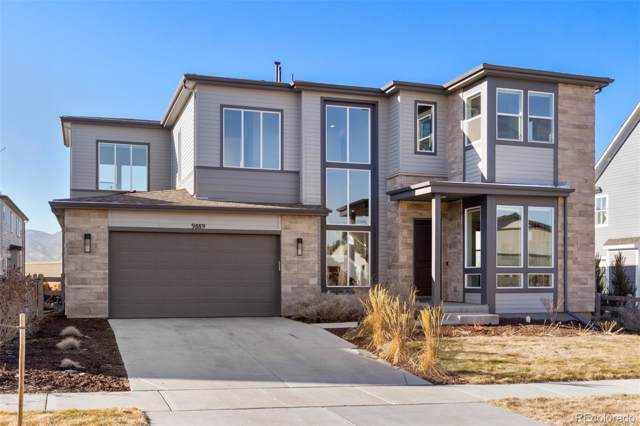 9889 Hilberts Way, Littleton, CO 80125 (MLS #8958728) :: Bliss Realty Group