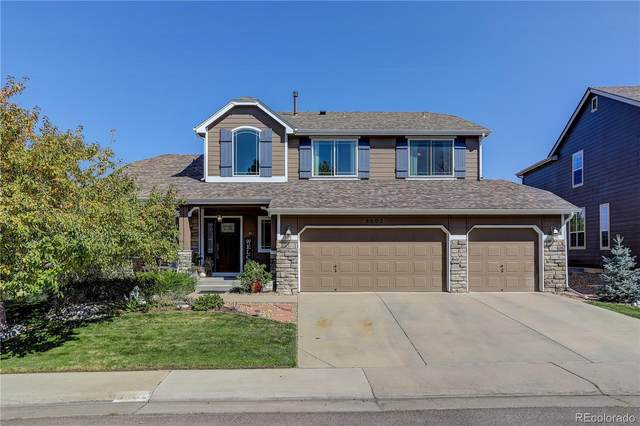 8602 Mallard Place, Highlands Ranch, CO 80126 (#8959028) :: The Scott Futa Home Team