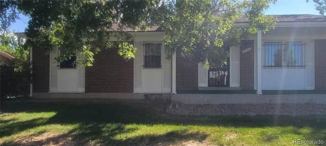 5040 Quentin Street, Denver, CO 80239 (#8959487) :: Sultan Newman Group