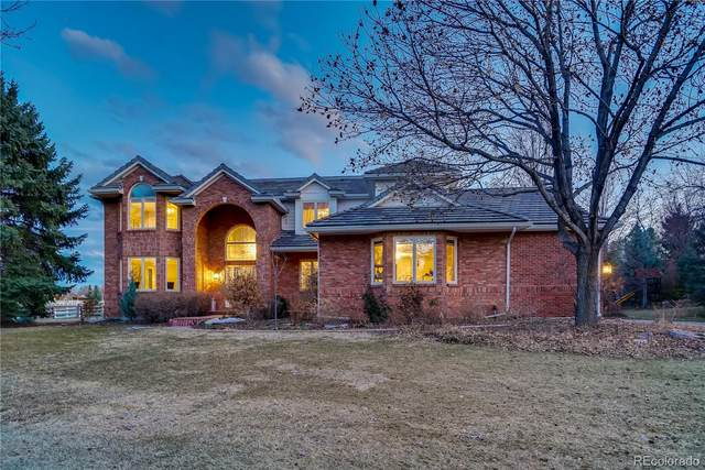 5430 S Cottonwood Court, Greenwood Village, CO 80121 (#8959724) :: The Gilbert Group