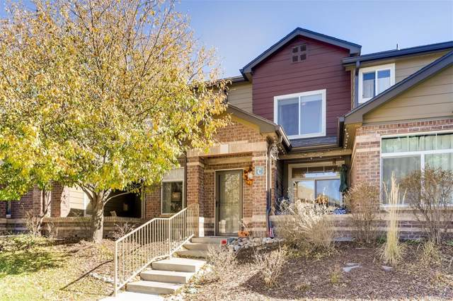 6492 Silver Mesa Drive C, Highlands Ranch, CO 80130 (#8959976) :: The DeGrood Team