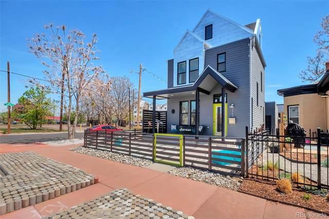 3262 Curtis Street, Denver, CO 80205 (MLS #8960440) :: 8z Real Estate