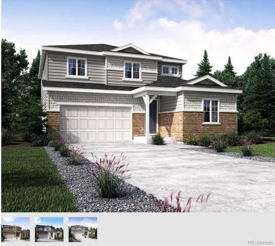 10992 Hayloft Street, Parker, CO 80134 (#8960749) :: Stephanie Fryncko | Keller Williams Integrity