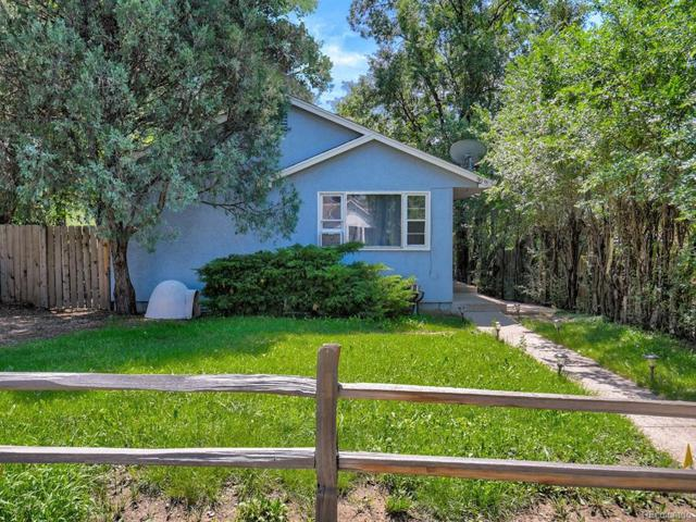 909 E Costilla Street, Colorado Springs, CO 80903 (#8960868) :: Venterra Real Estate LLC