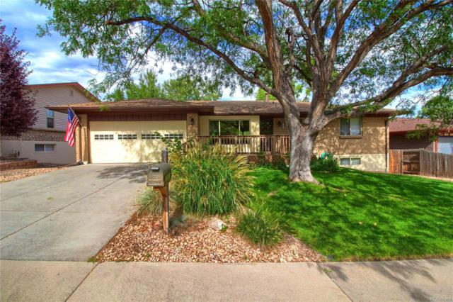 12557 W Arizona Place, Lakewood, CO 80228 (#8960974) :: The City and Mountains Group