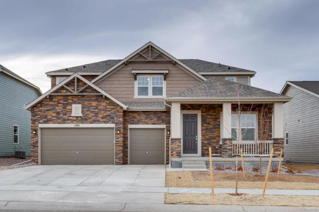 1192 Sandstone Circle, Erie, CO 80516 (#8960997) :: The Heyl Group at Keller Williams