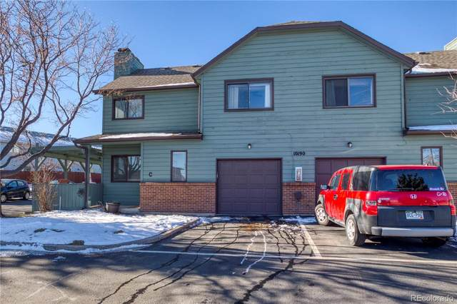 10190 W Jewell Avenue C, Lakewood, CO 80232 (#8961207) :: Colorado Home Finder Realty