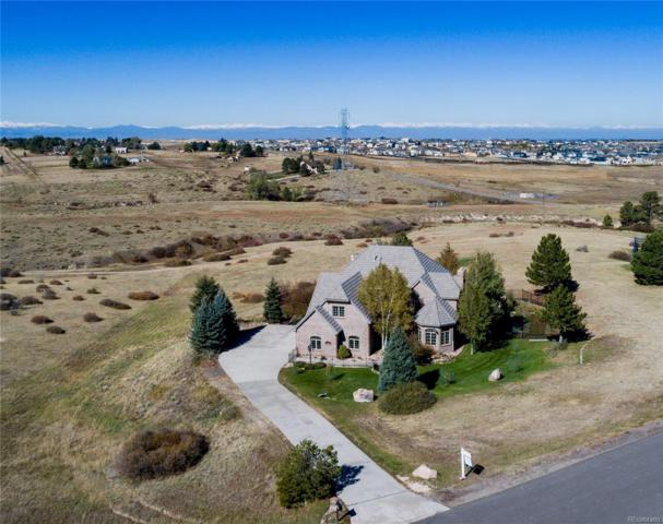 12865 Summit Ridge Road, Parker, CO 80138 (MLS #8961324) :: 8z Real Estate