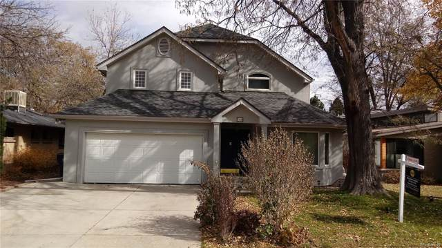 144 S Jersey Street, Denver, CO 80224 (MLS #8961544) :: Colorado Real Estate : The Space Agency