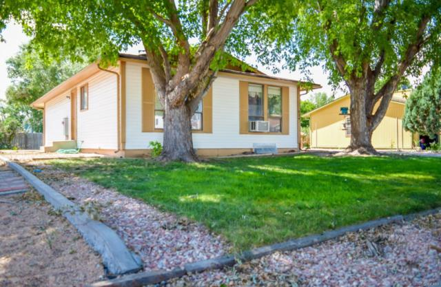 824 Michael Avenue, Fort Morgan, CO 80701 (#8961702) :: The City and Mountains Group