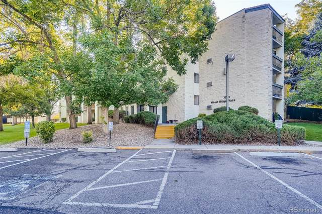 7770 W 38th Avenue #406, Wheat Ridge, CO 80033 (MLS #8962020) :: 8z Real Estate