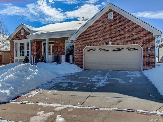 12530 W Auburn Avenue, Lakewood, CO 80228 (MLS #8962329) :: 8z Real Estate