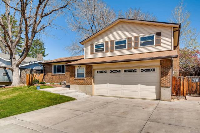 5721 W 111th Place, Westminster, CO 80020 (#8962637) :: The DeGrood Team