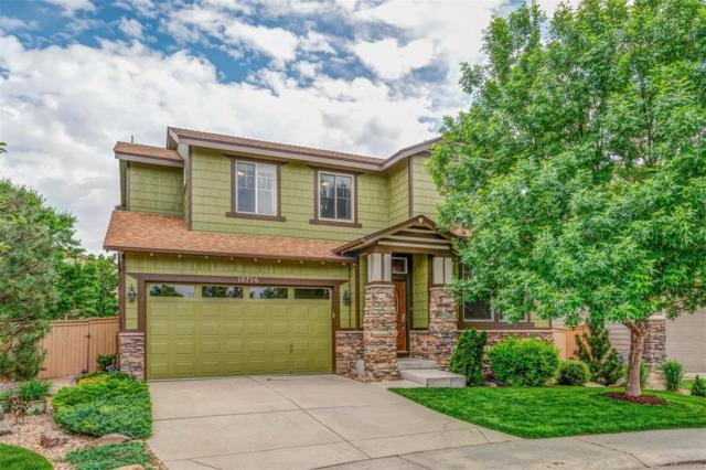 10726 Riverbrook Circle, Highlands Ranch, CO 80126 (#8962793) :: The DeGrood Team